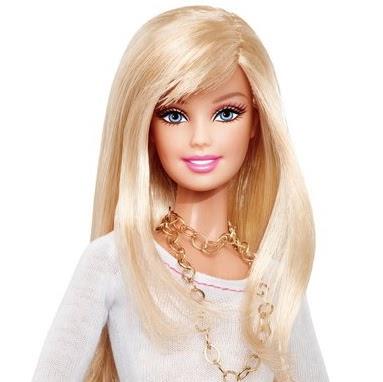 BarbieDoll - Human Barbie Without Makeup