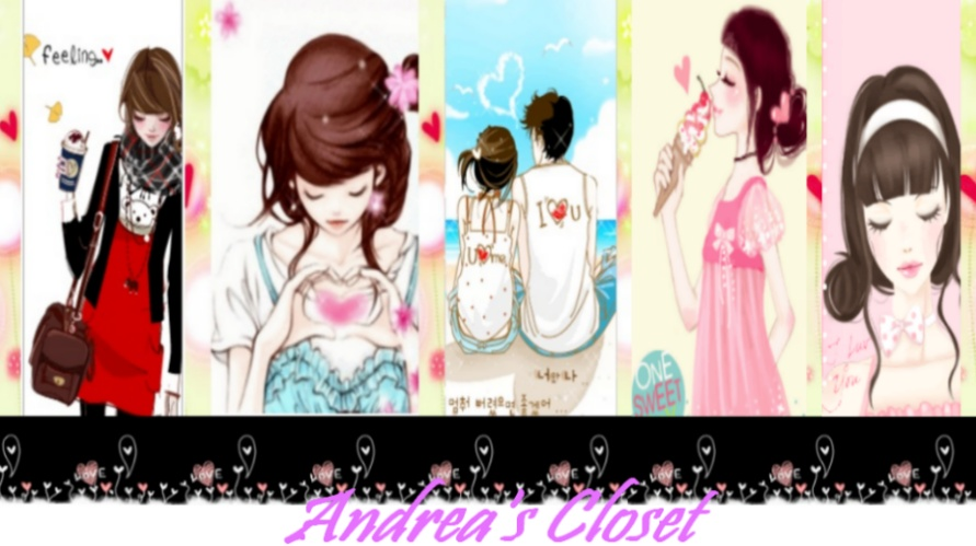 Andrea's Closet: Write Your Name In Korean Way