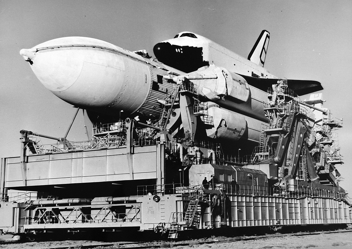 Spacepirations: Buran - The Russian Space Shuttle