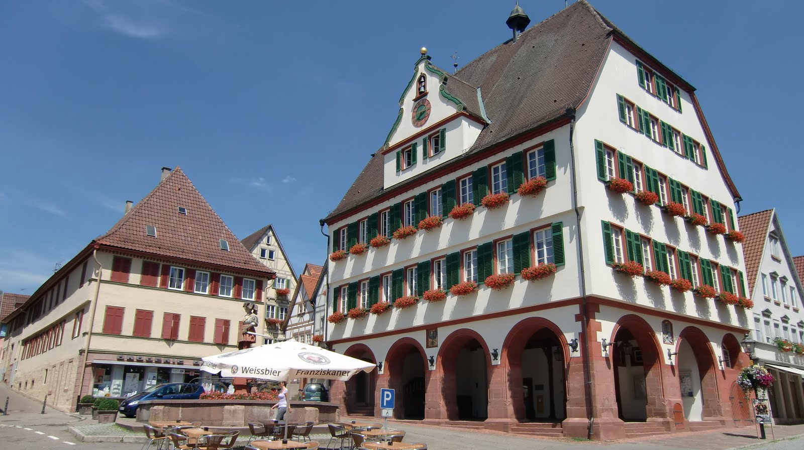 Changing Gears Cycle Tour: Germany