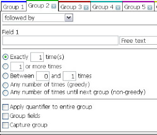 JavaScript Regex Generator