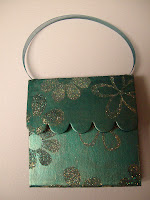 Shimmery Glittered Purse
