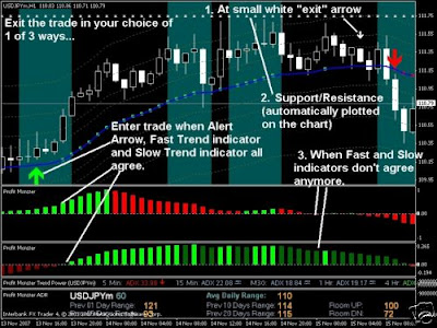 Forex profit monster day trading system