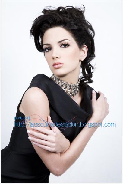 Adriana Vasini. del Miss Zulia 2009. Miss World Venezuela