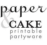 DIY Printable Partyware