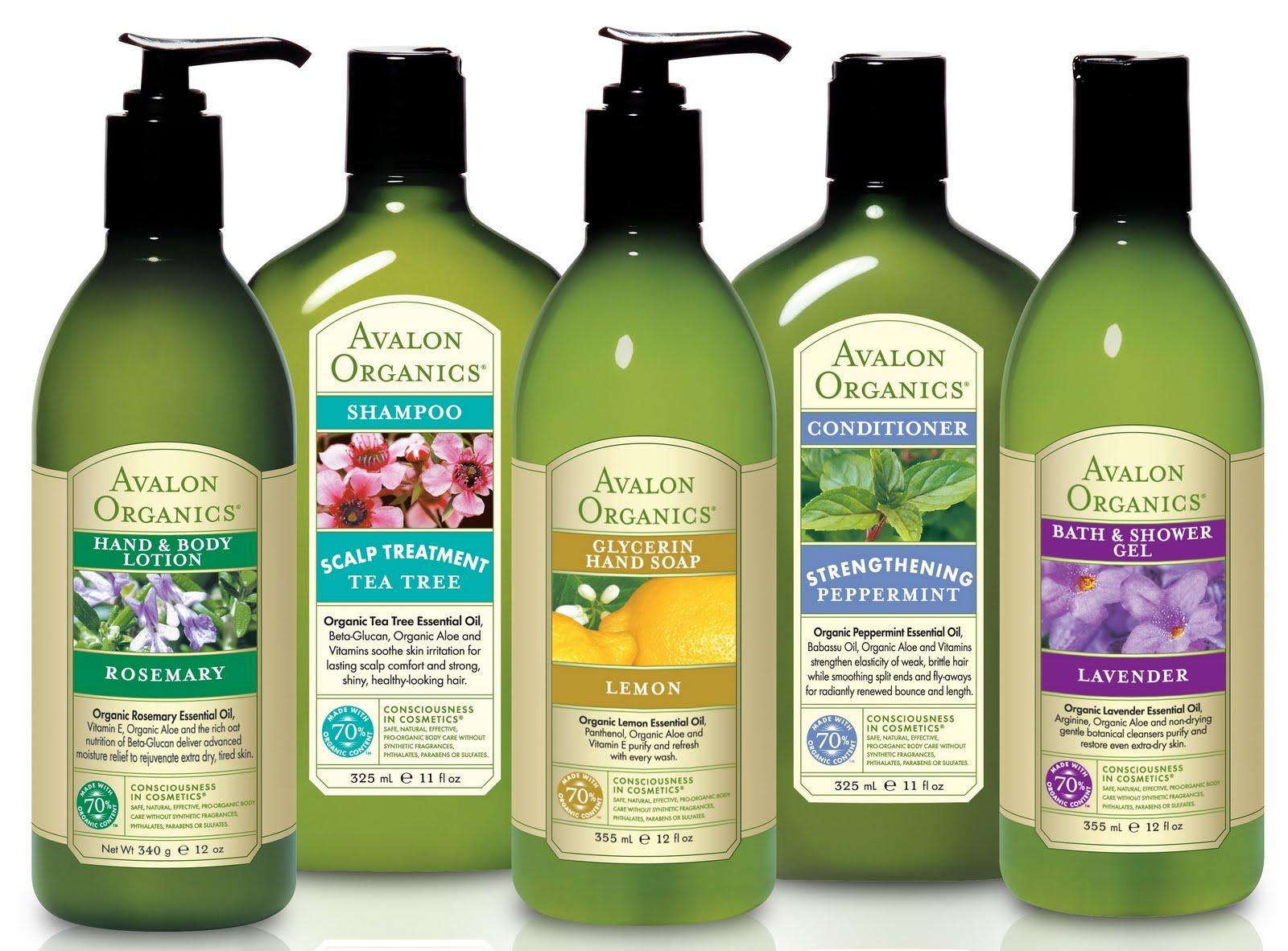 Avalon Organics Whole Foods