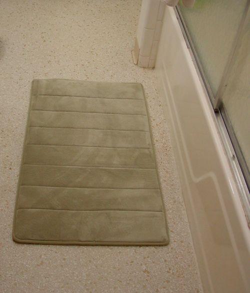 Microdry 174 Ultimate Luxury Memory Foam Bath Mat Review