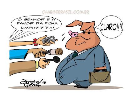 Charge Brasil