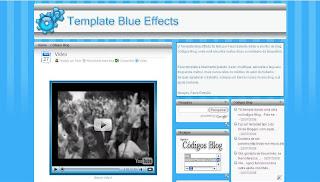 9aed4598181e3 Template Blue Effects - Por Códigos Blog - Códigos Blog