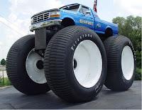 Bigfoot 5 World S Biggest Amp Heaviest Monster Truck All The Auto World