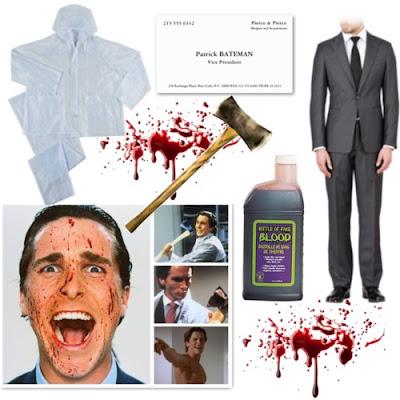 patrick bateman  american psycho  halloween costume  sc 1 st  penny laine & penny laine: patrick bateman
