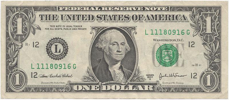 La historia del símbolo del dolar 0