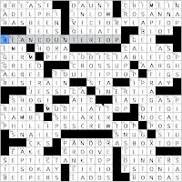 L.A. Crossword Confidential: SUNDAY, April 19, 2009 ...