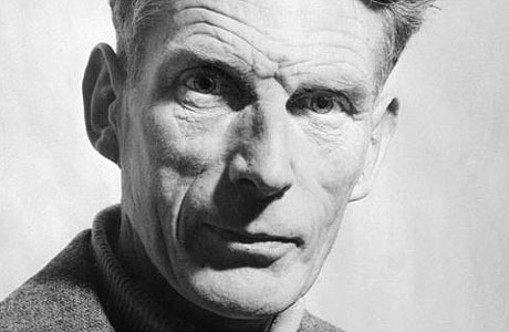 Samuel Beckett in 1960. Photograph: AFP