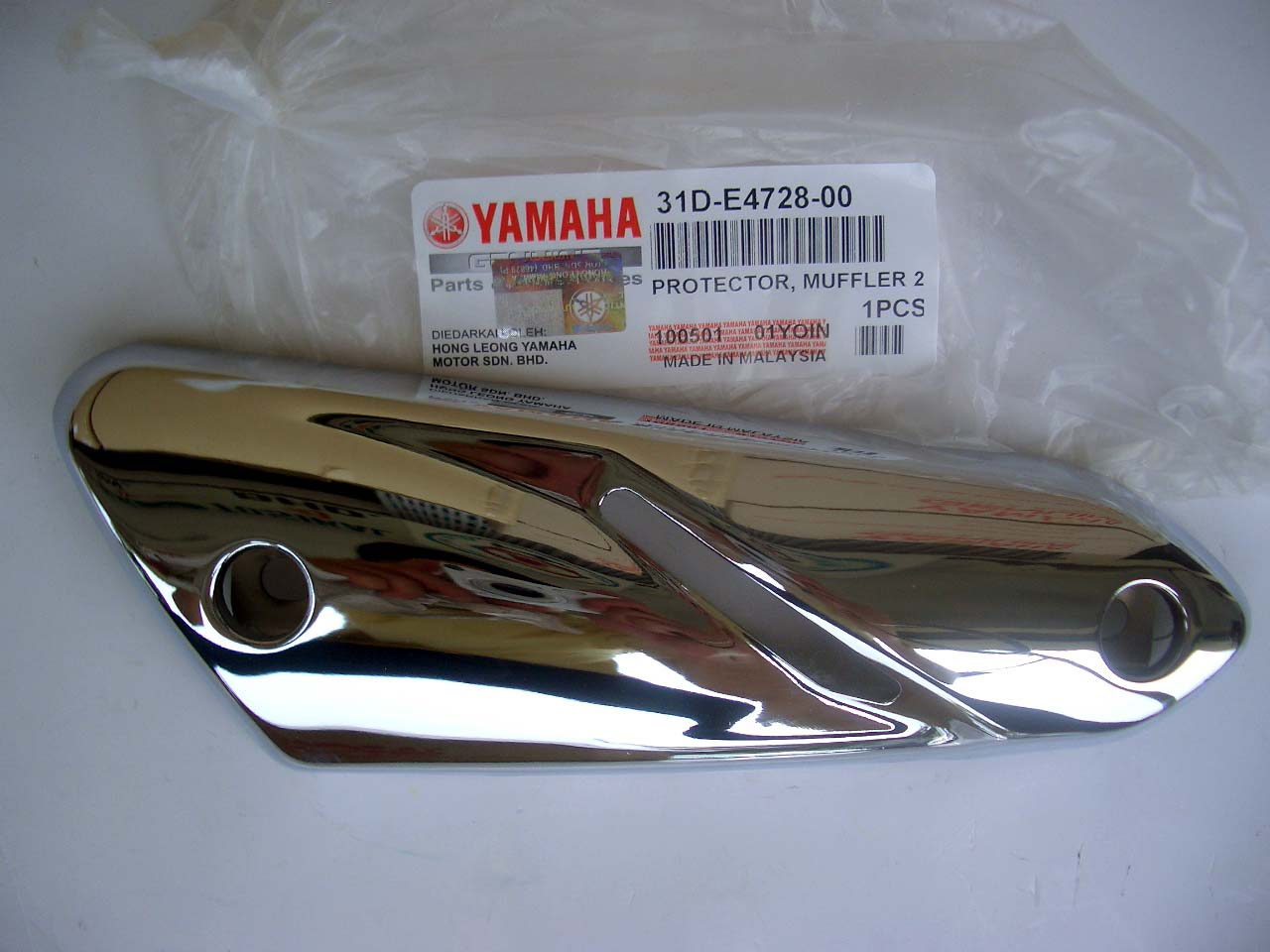 Motorcycle Spare Parts  Malaysia   Yamaha Genuine Spare Part