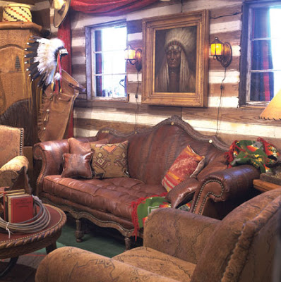 Old sweetwater cottage ride 39 em cowboy - Show me decorating ideas living rooms ...