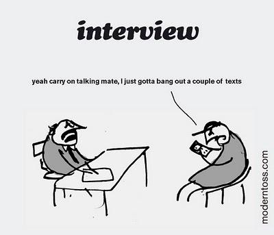 Interview Modern Toss Pinterest - when emailing a resume