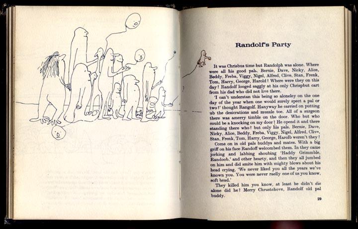 John lennon drawings in his own write a spaniard