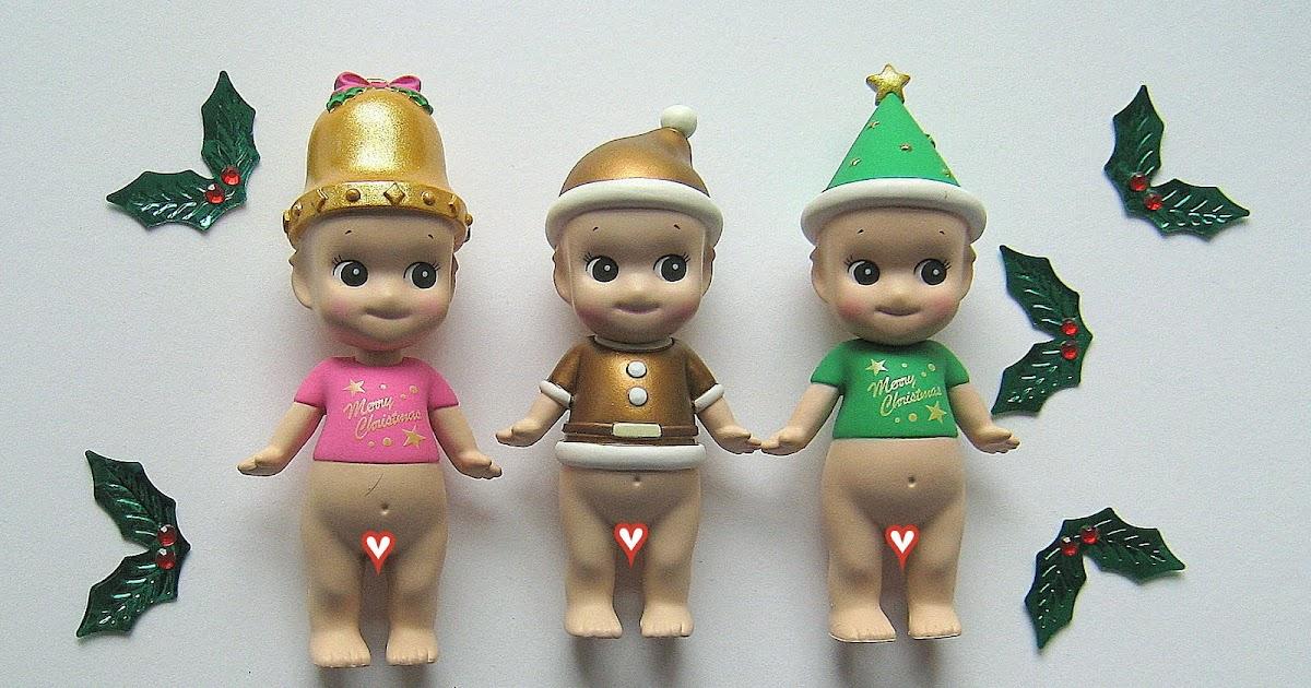 Refrigerator Christmas Decorations