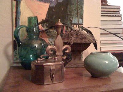 decor, thrifting, vintage