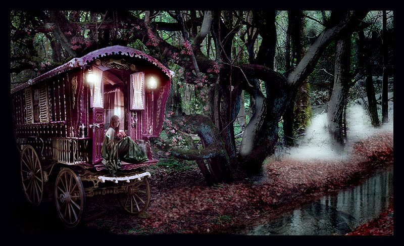 Inspire Bohemia: Bohemian Bungalows and Gypsy Caravans!