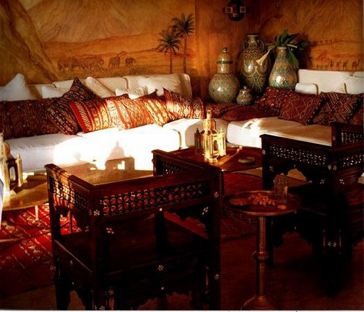 Inspire bohemia moroccan inspired interior design part ii - Living room hookah lounge la jolla ...