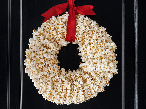 Inspire Bohemia: Holiday Wreaths: Food and Candy
