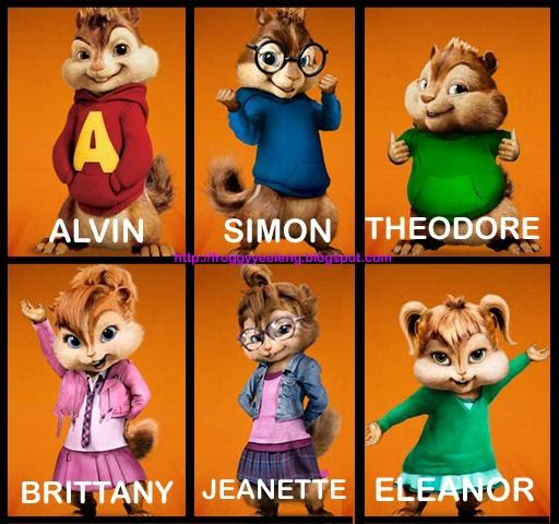 No Friends No Life Alvin And The Chipmunks 2 The Squeakquel