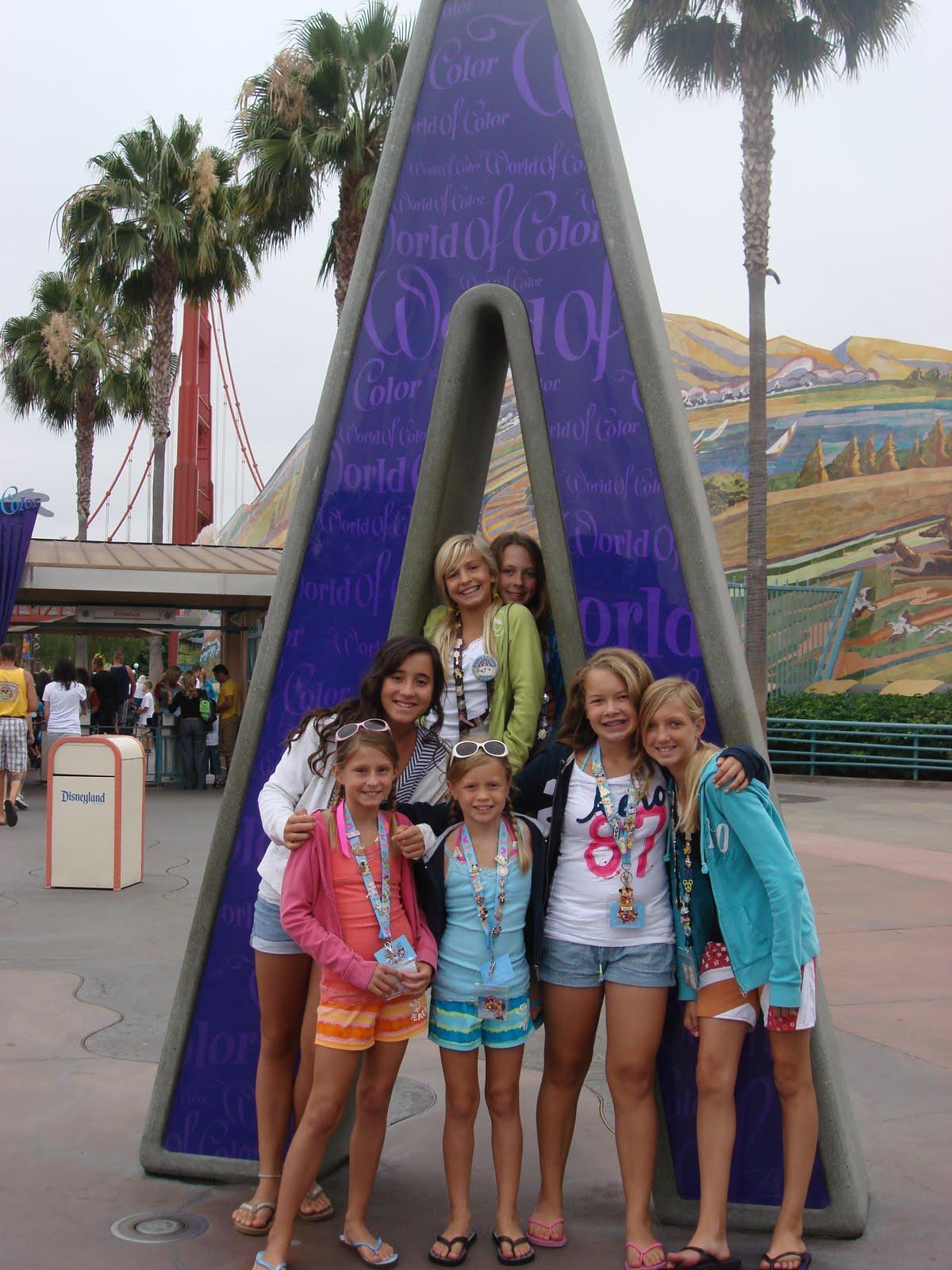 Oldtowntemeculacrew Girls Go To Disneyland