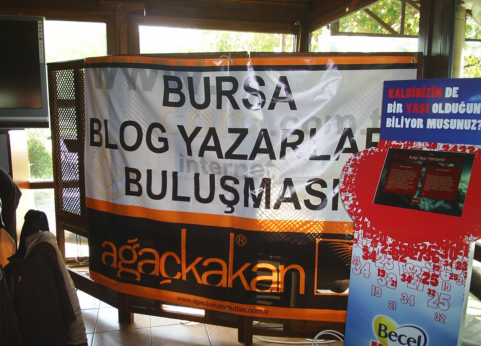 bursalı blogcular