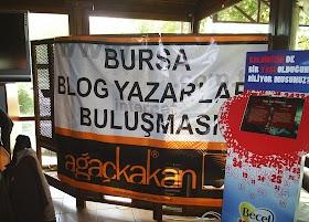 Bursalı Blog Yazarları Buluştuk