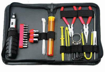 Como montar um kit de ferramentas
