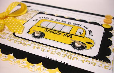 School Bus Craft Printable Educationworld
