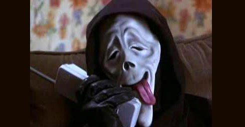 Wazzup Scary Movie      scary movie                         Scary Movie 1 Scream Wazzup