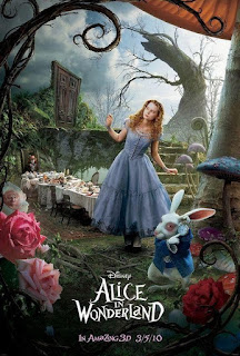 Cartel de Alicia en el País de las Maravillas