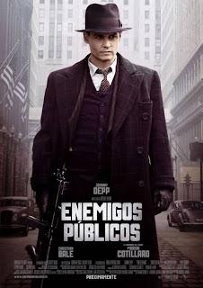 Enemigos Públicos - Cartel
