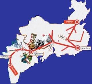 Ruta del Himalaya - Pekin Express