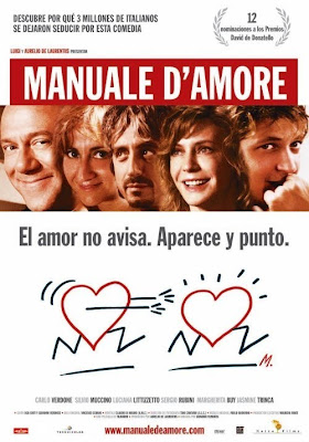Manuale d'amore Cartel
