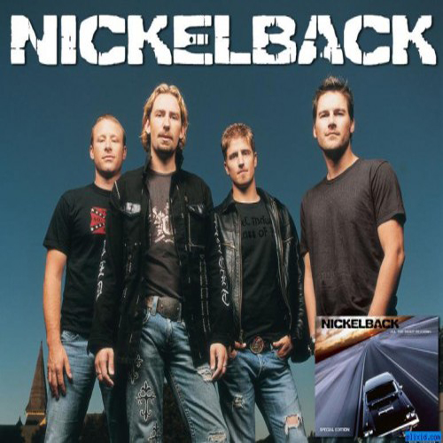 Nickelback Mouth Full 56