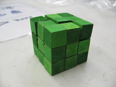 Since The Class Wasnt Full Moms Got To Get Involved And I WAS THRILLED Complete Cube Ive Never Been Able Do This Before