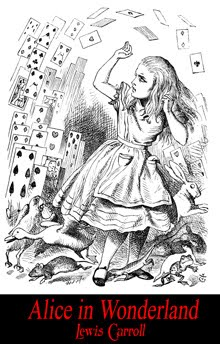 The different worlds in alices adventures in wonderland and the island of dr moreau