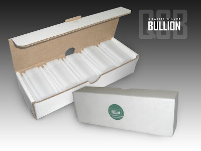 Quality Silver Bullion Mint Qsb Bullion Storage Box
