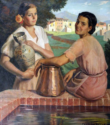 Francesc Galofre Suris, Francesco Galofre Suris, Pintor español, Maestros españoles del retrato