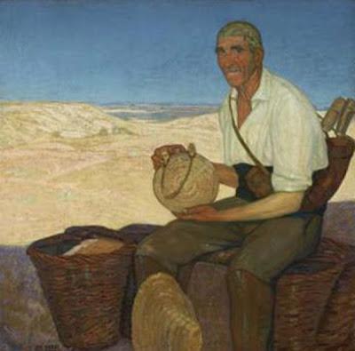 José Arrue, Maestros españoles del retrato, Retratos de José Arrue, Pintor español, Pintores de Bilbao