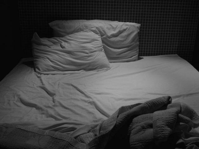 Resultado de imagem para cama desarrumada