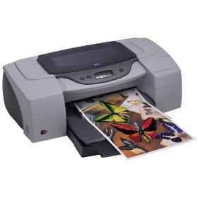 pilote hp color inkjet printer cp1700