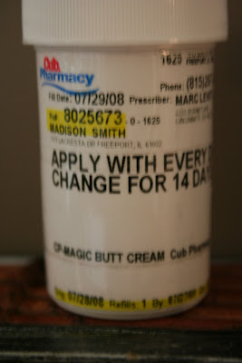 Magic Butt Cream 70