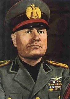 Biography Benito Mussolini