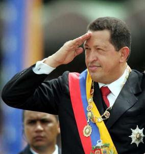 Biography of Hugo Chavez - Leader of the Revolution Bolivar