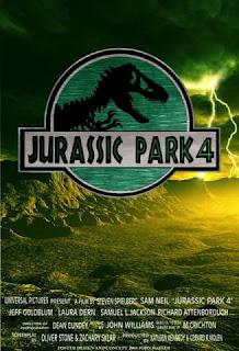 Farriezt is My Nick!!!: Jurassic Park 4 Rumors